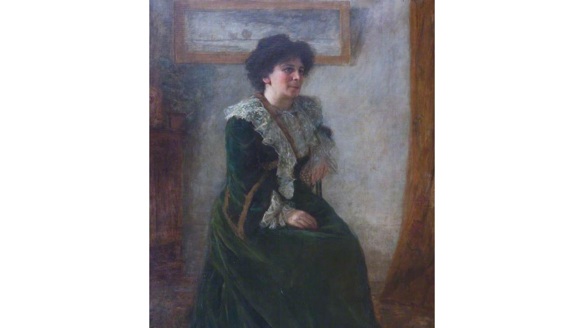 Hertha Marks Ayrton, la mujer que consiguio acabar con el parpadeo del alumbrado público 1920