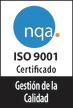 Certificado nqa iso 9001